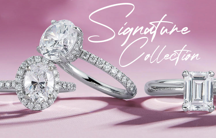 Signature Engagement Rings
