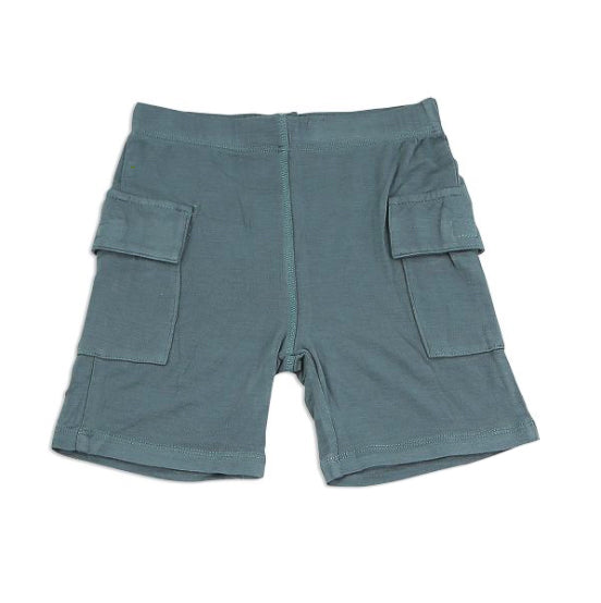 Bamboo Cargo Pocket Shorts