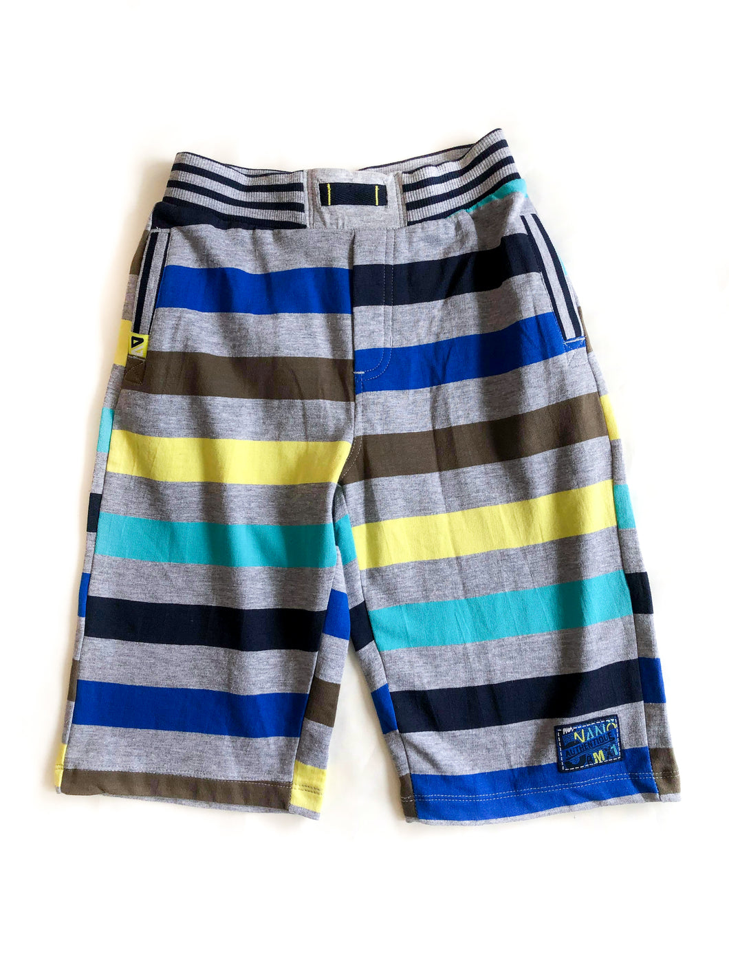 Multicolour Stripe Shorts