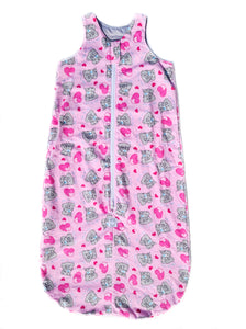 Pink Bear Sleep Sack