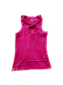 Pink Tie Dye Coverup