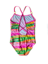 Load image into Gallery viewer, Neon 1-Piece Swimsuit