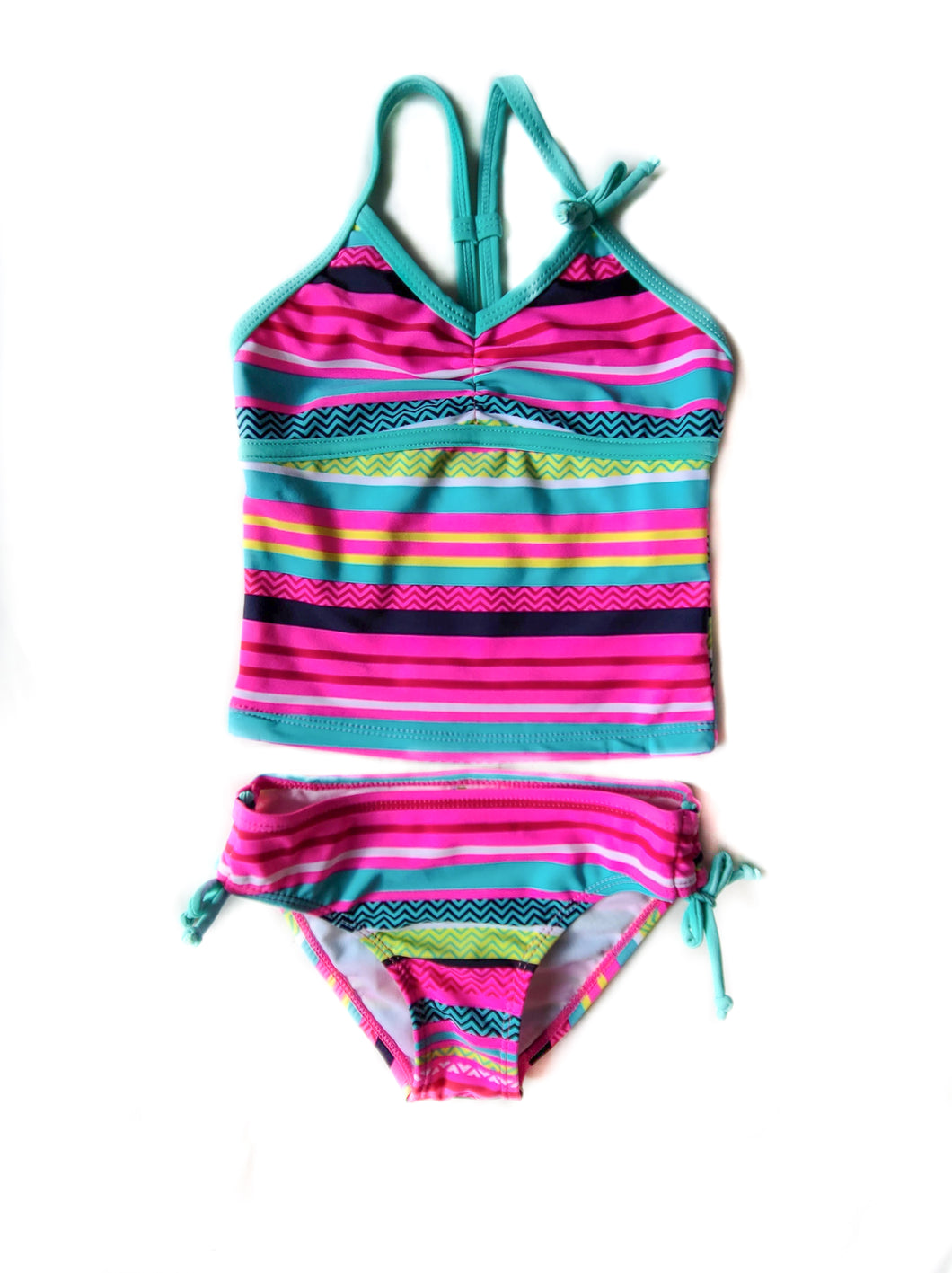Striped Tankini