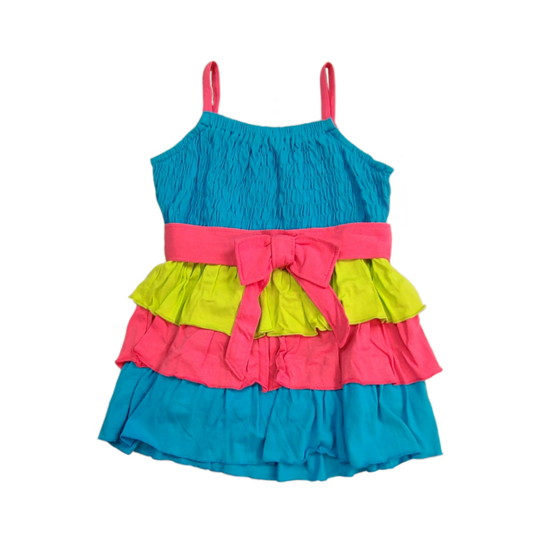Colourful Smocked Top