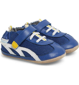 Athletic Sneakers Blue Robeez