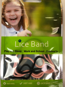 Lice Band Hairtie