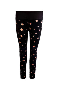 Star Printed Leggings