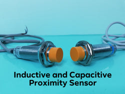 Proximity Sensors: Capacitive and Inductive ( Comparison and Application )