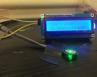 Heart Beat Counter on Raspberry Pi Zero Using Pulse sensor and LCD Display