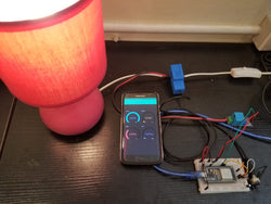 Wireless Energy Monitoring System using ESP32 with Blynk Mobile App