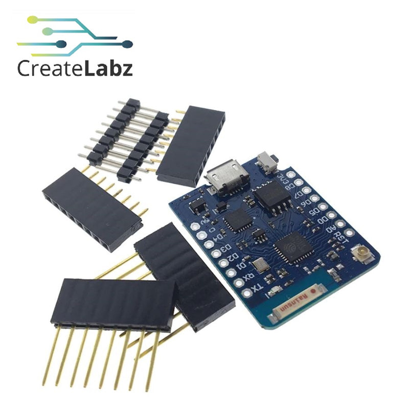 Wemos D1 Mini Pro, ESP12, Wifi Development Board