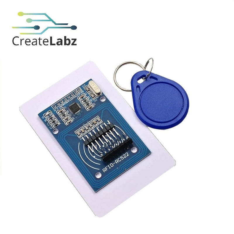 RC522 RFID Kit   MFRC522 13.56 Mhz  With S50 Tag/card