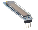 OLED Display module 128x32, SSD1306 0.91-inch, blue I2C