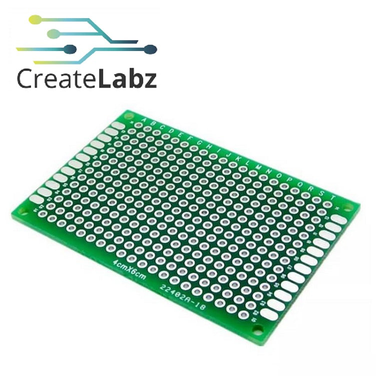 Double Side Prototype Printed Circuit Board