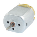 DC Motor 9V 8200 RPM 31 x 24 x 18mm