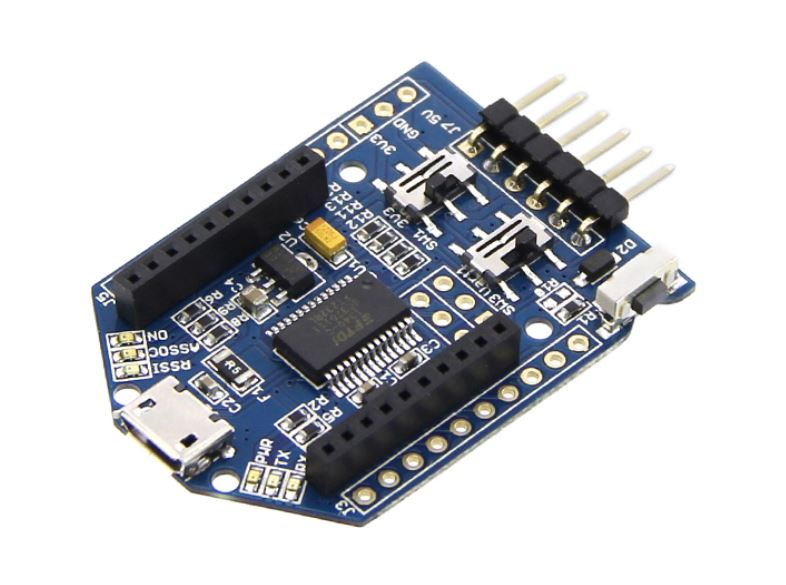 USB to serial, USB, FT232, UART, UartsBee, serial