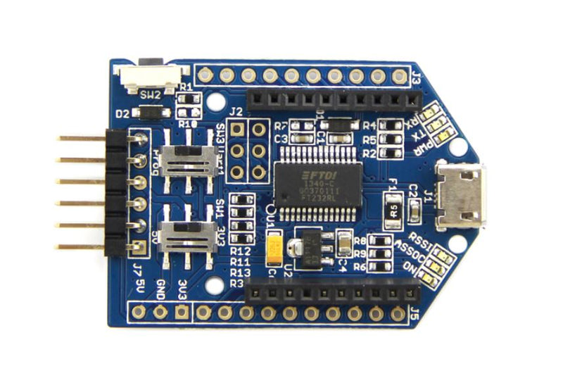 UartSBee V5 (Arduino and Compatible boards)