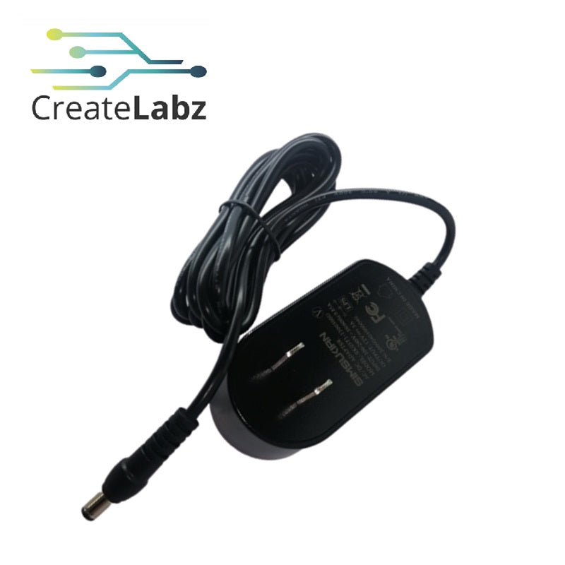 12V 3A Power Supply AC-DC Wall Adapter