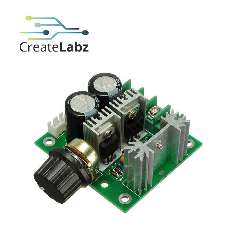 PWM Speed Controller Switch Module 12V-40V / 10A