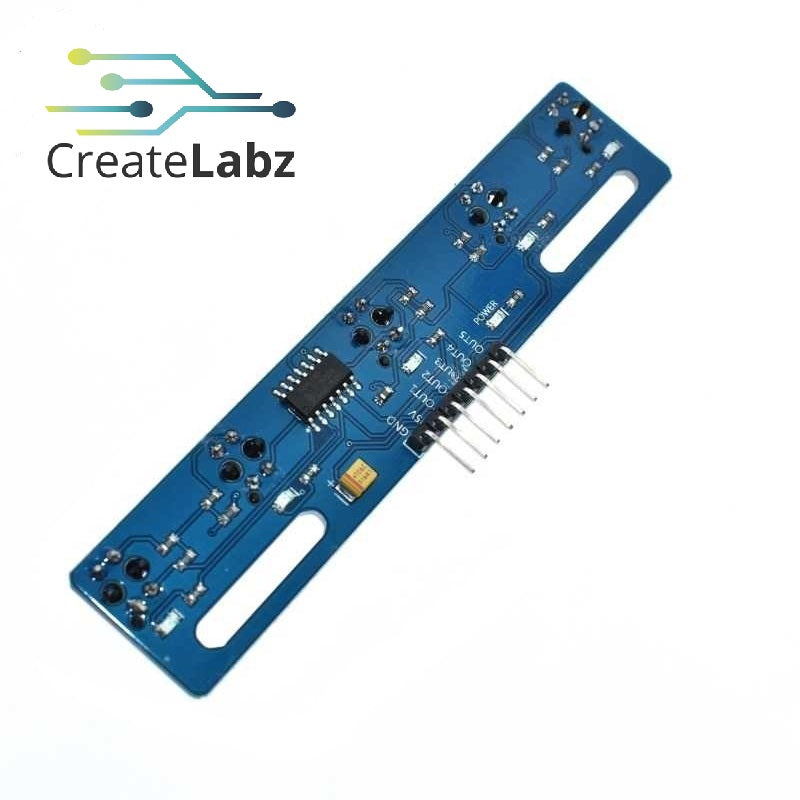 Infrared 5-channel Line tracking/Line follower module