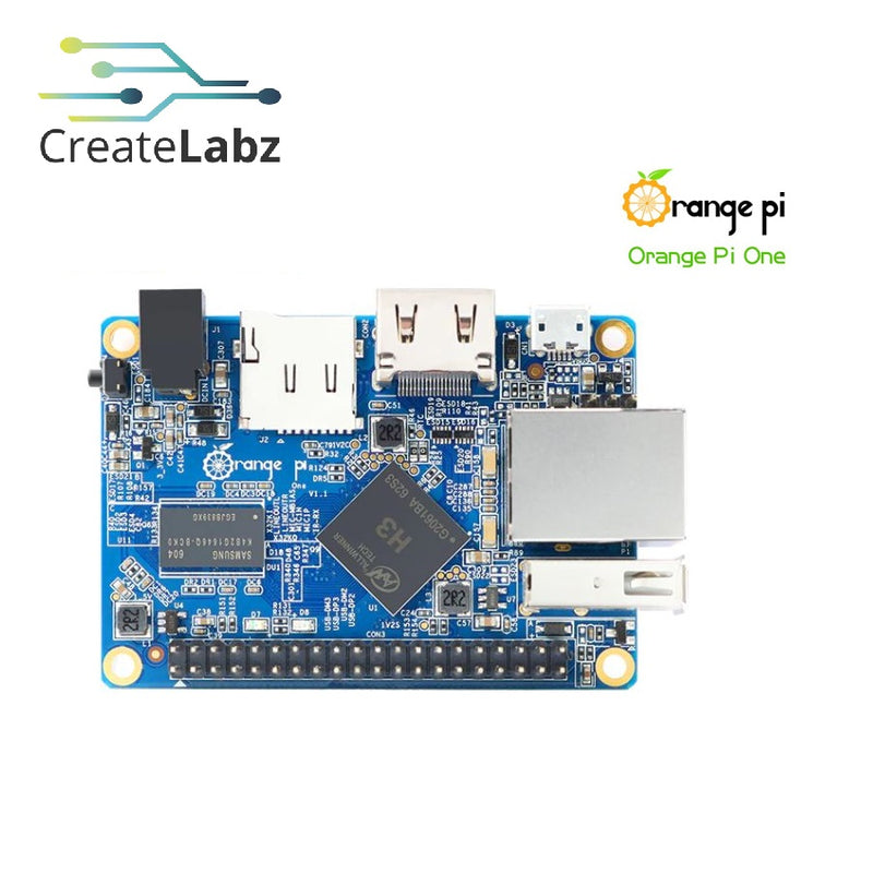 Orange Pi One H3 512Mb Linux/ Android /mini pc support