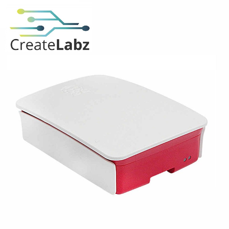 Raspberry Pi 3 Official Case (ABS Professional Enclosure Box)
