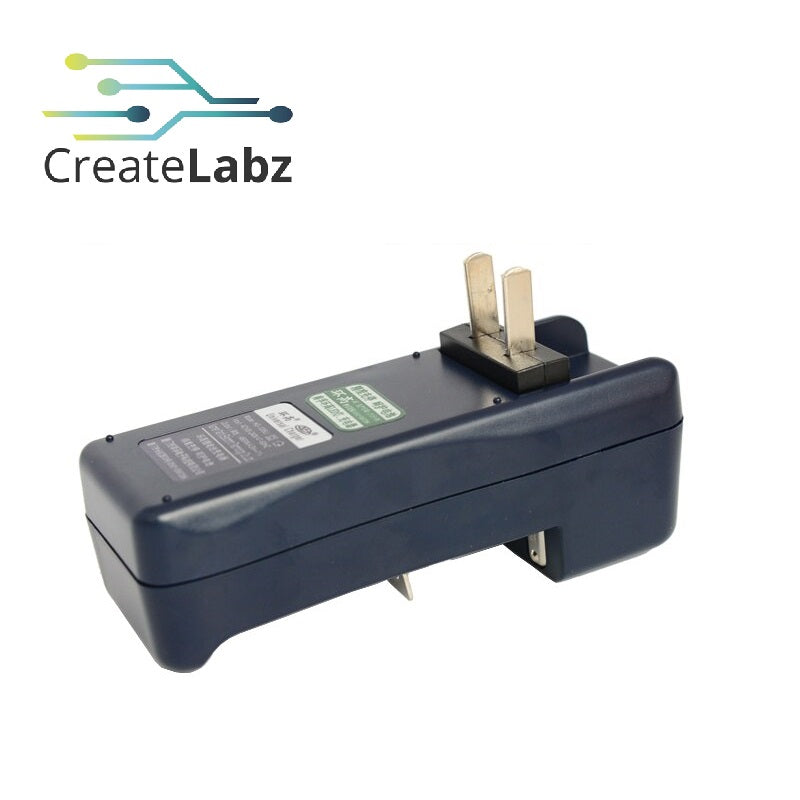 Li-Ion Battery Charger Double Slot for 14500/14650/18650