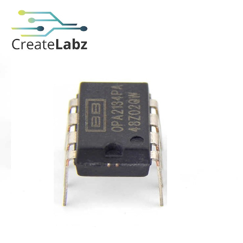 OPA2134PA Operational Amplifier Chip