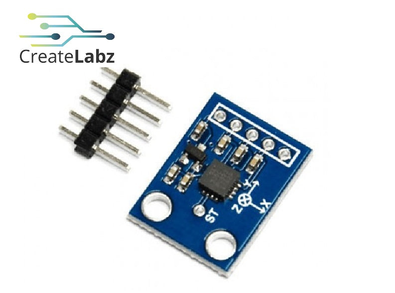 ADXL335 3-Axis Accelerometer Module Analog Output