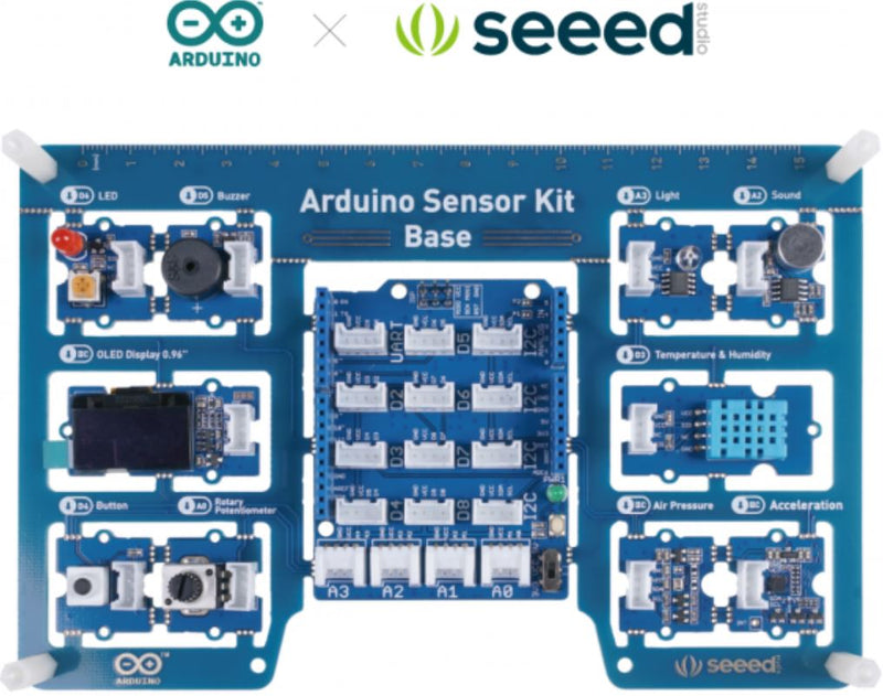 Arduino Beginner Learning Bundle