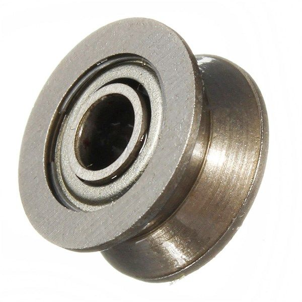 Pulley Bearing V-type U-grove for Metal Belt Pulling
