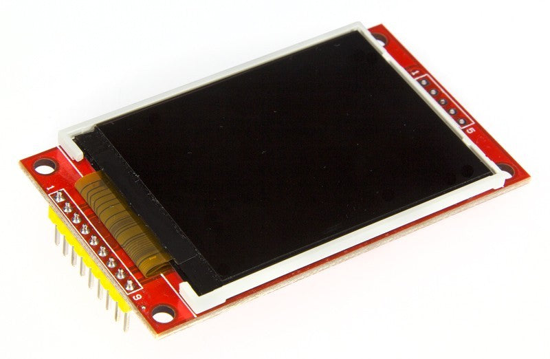 2.2-inch TFT LCD Display module SPI 240x320