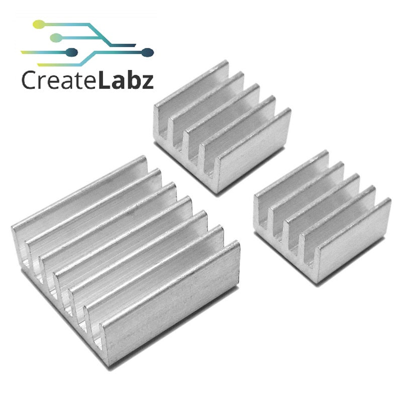 raspberry pi heat sink