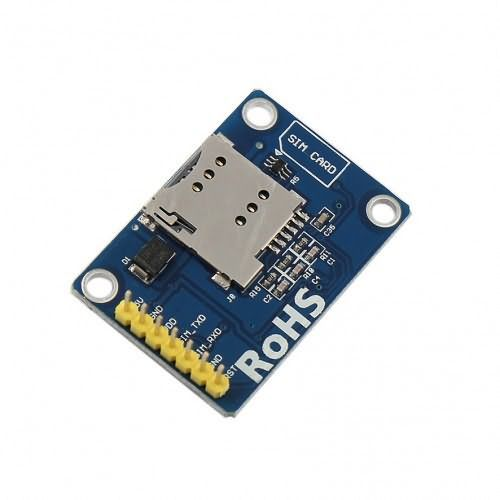 SIM800L v2 5V Wireless GSM/GPRS Module