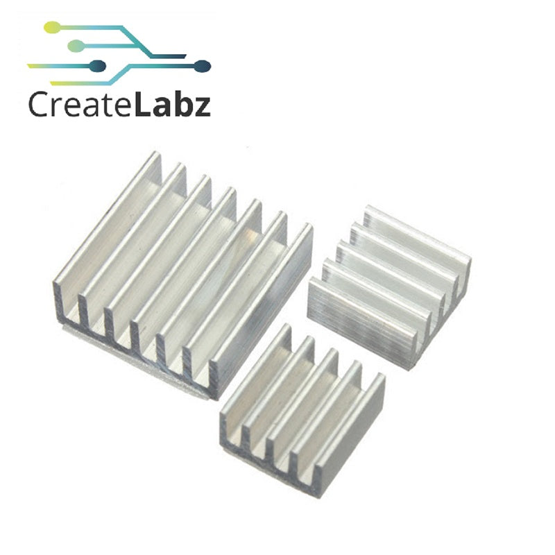 aluminum heat sink raspberry pi