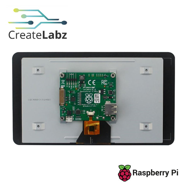 Raspberry Pi 7-inch touch screen Display (Official)