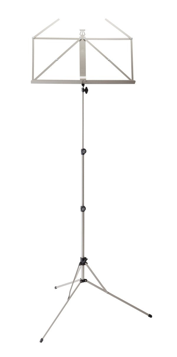 K&M Music Stand - Nickel