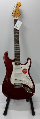Fender Squier Stratocaster - Red
