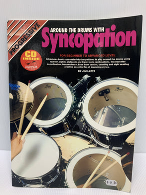 Progressive - Around the Drums with Syncopation