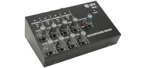 8 Channel Mini Microphone Mixer Product Code: 170.203