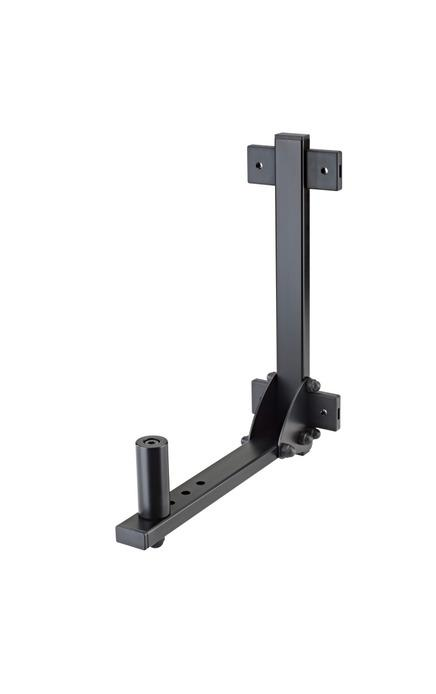 K&M Speaker Wall Mount For Speaker Boxes With 36 Mm Flange