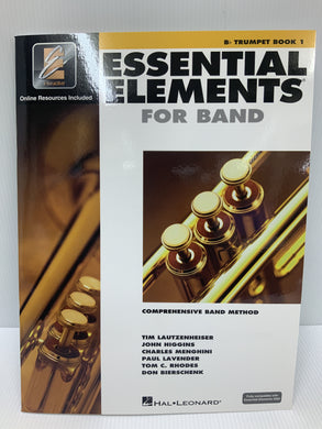Essential Elements - For Trumpet - Book 1