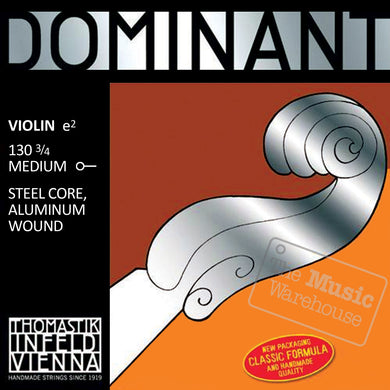 Thomastik Dominant 3/4 Violin E String