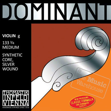 Thomastik Dominant 3/4 Violin G String