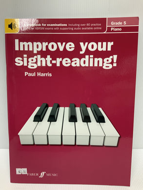 Faber - Improve Your Sight-Reading - Grade 5