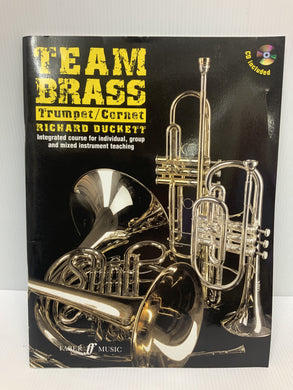 Team Brass Trumpet/Cornet by Richard Duckett
