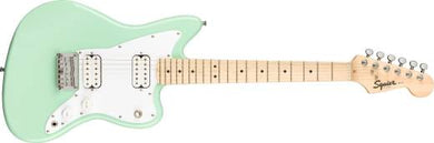 FENDER SQUIER MINI JAZZMASTER HH ELECTRIC GUITAR SURF GREEN