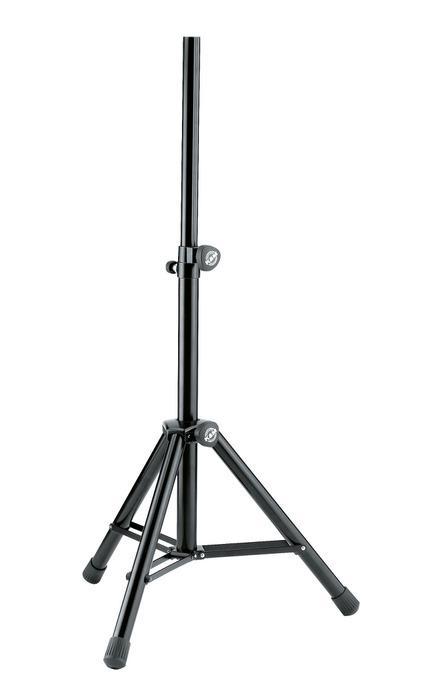 K&M Speaker Stand - Especially Designed For Low To Medium Height Applications - Aluminum