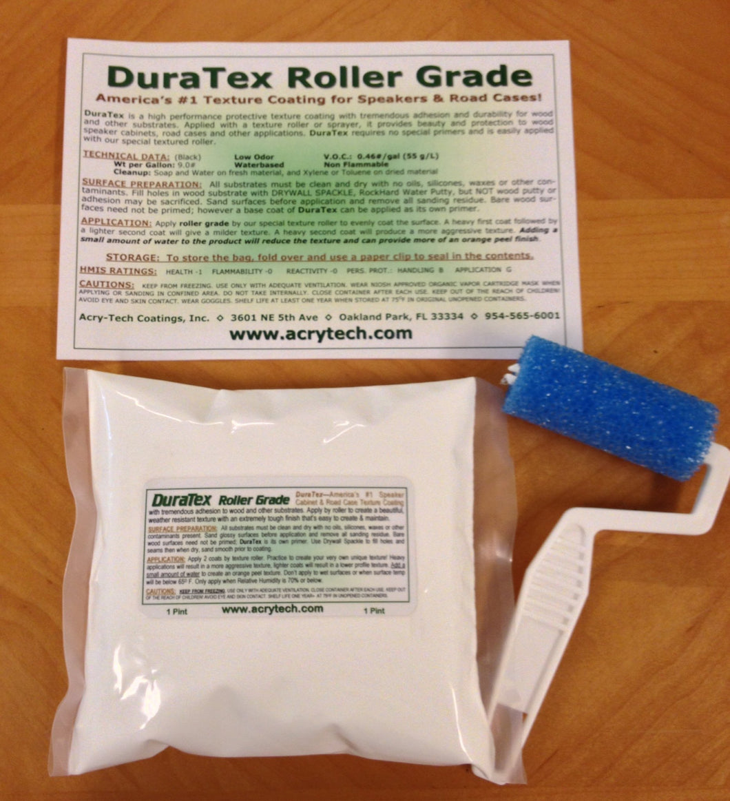 Duratex Roller Grade Trial Kit White