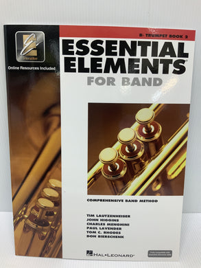 Essential Elements - For Trumpet - Book 2